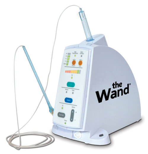 The WAND Single Tooth Anesthesia
